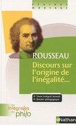 Rousseau, Discours sur l'origine de l'inégalité