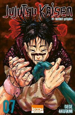 Couverture du livre : Jujutsu Kaisen, Tome 7 : Instinct grégaire
