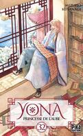 Yona, princesse de l'aube, Tome 32
