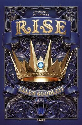 Couverture du livre : Rule, Tome 2 : Rise