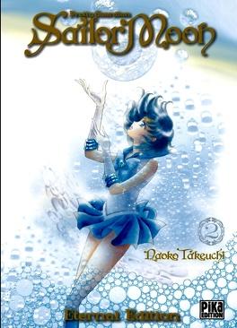 Couverture du livre : Sailor Moon : Pretty Guardian - Eternal Edition, Tome 2