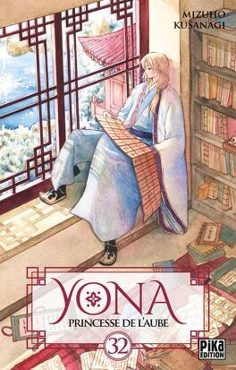 Couverture du livre : Yona, princesse de l'aube, Tome 32