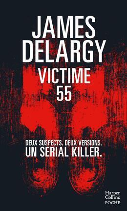 Couverture du livre : Victime 55