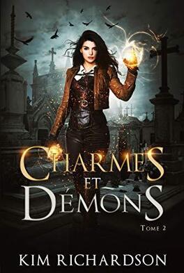Couverture du livre : Les Dossiers maudits, Tome 2 : Charmes et Démons