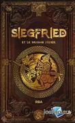 Siegfried et le dragon fàfnir