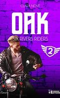 Six rivers Riders, Tome 2 : Oak