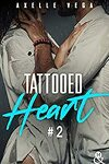 couverture Tattooed Heart, Tome 2