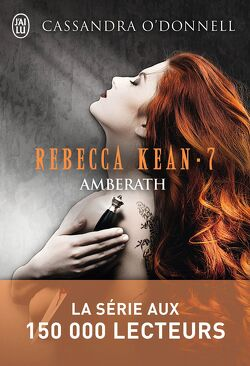 Couverture de Rebecca Kean, Tome 7 : Amberath