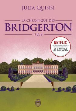Couverture de La Chronique des Bridgerton, Tomes 3 et 4 : Benedict / Colin