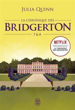 Couverture du livre : La Chronique des Bridgerton, Tomes 7 & 8