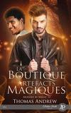 Murder by Magic, Tome 1 : La Boutique des artefacts magiques