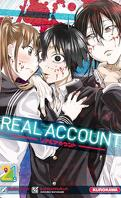 Real Account, Tome 21