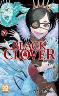 Black Clover, Tome 26