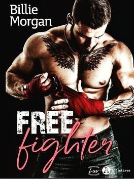 Couverture du livre : free fighter