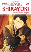 Shirayuki aux cheveux rouges, Tome 22
