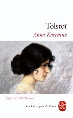 Couverture du livre : Anna Karénine