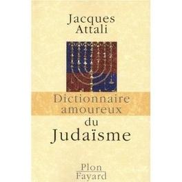 Couverture du livre : Dictionnaire amoureux du judaïsme
