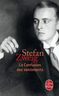 Couverture du livre : La Confusion des sentiments