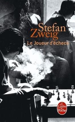 Couverture du livre : Le Joueur d'échecs