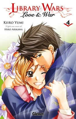 Couverture du livre : Library Wars : Love & War, Tome 4