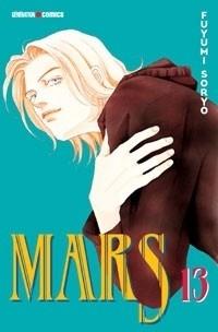 Couverture du livre : Mars, Tome 13