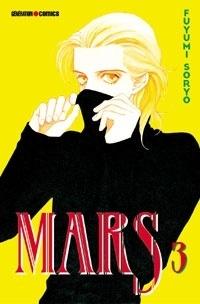 Couverture du livre : Mars, tome 3