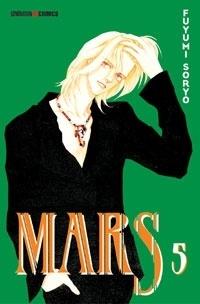 Couverture du livre : Mars, Tome 5