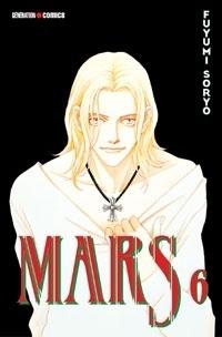 Couverture du livre : Mars, Tome 6