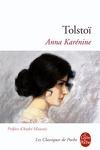 couverture Anna Karénine