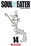 couverture Soul Eater, tome 14
