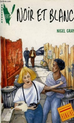 Noir Et Blanc Livre De Nigel Gray