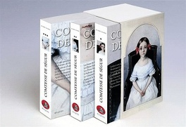 Couverture du livre : Oeuvres - la comtesse de ségur - coffret 3 volumes