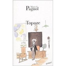 Couverture du livre : Topaze