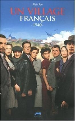 Couverture du livre : Un village français, tome 1 : 1940