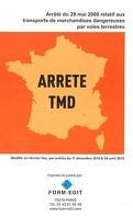 Arrêté TMD