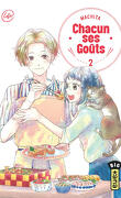 Chacun ses goûts, Tome 2