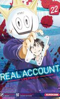 Real Account, Tome 22