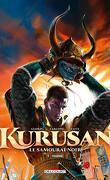 Kurusan le samouraï noir, Tome 1 : Yasuke