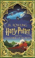 Harry Potter, Tome 2 : Harry Potter et la chambre des secrets (MinaLima)