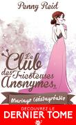 Le Club des tricoteuses anonymes, Tome 7 : Mariage (dés)agréable