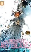 The Promised Neverland, Tome 18