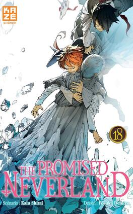 Couverture du livre : The Promised Neverland, Tome 18