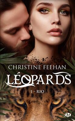 Couverture de Léopards, Tome 1 : Rio