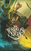 Les terreurs des mers : l'Hermione à la rescousse-tome 1