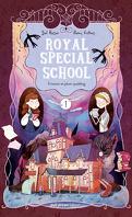 Royal Spécial School, Tome 1 : Frissons et plum-pudding