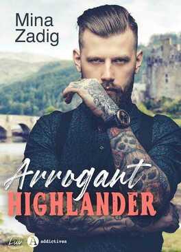 Couverture du livre : Arrogant highlander