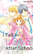I fell in love after school, Tome 5