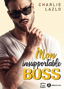 Couverture de Mon insupportable Boss