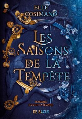 Couverture du livre : Seasons, Tome 1 : Les Saisons de la tempête