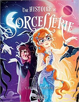 Couverture du livre : Une histoire de sorcellerie
